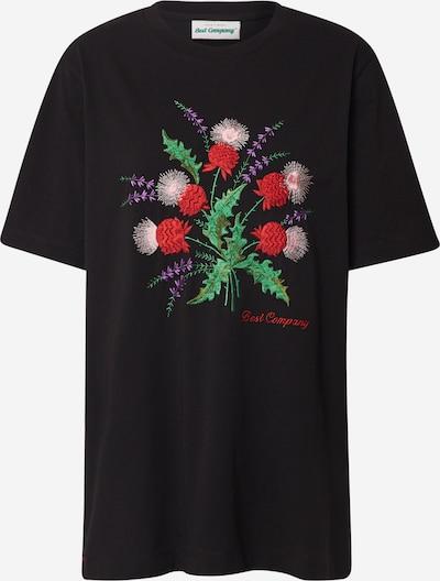 Best Company Shirt in schwarz, Produktansicht