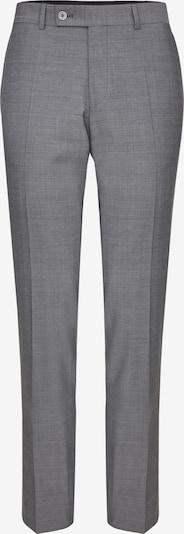 DANIEL HECHTER Sommerliche Anzug-Hose in graumeliert: Frontalansicht