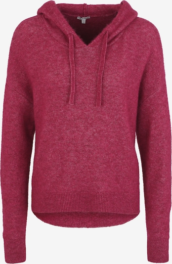 BETTER RICH Pullover 'HOODY BOXY' in rot, Produktansicht