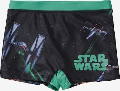 STAR WARS Badehose in grün, Produktansicht