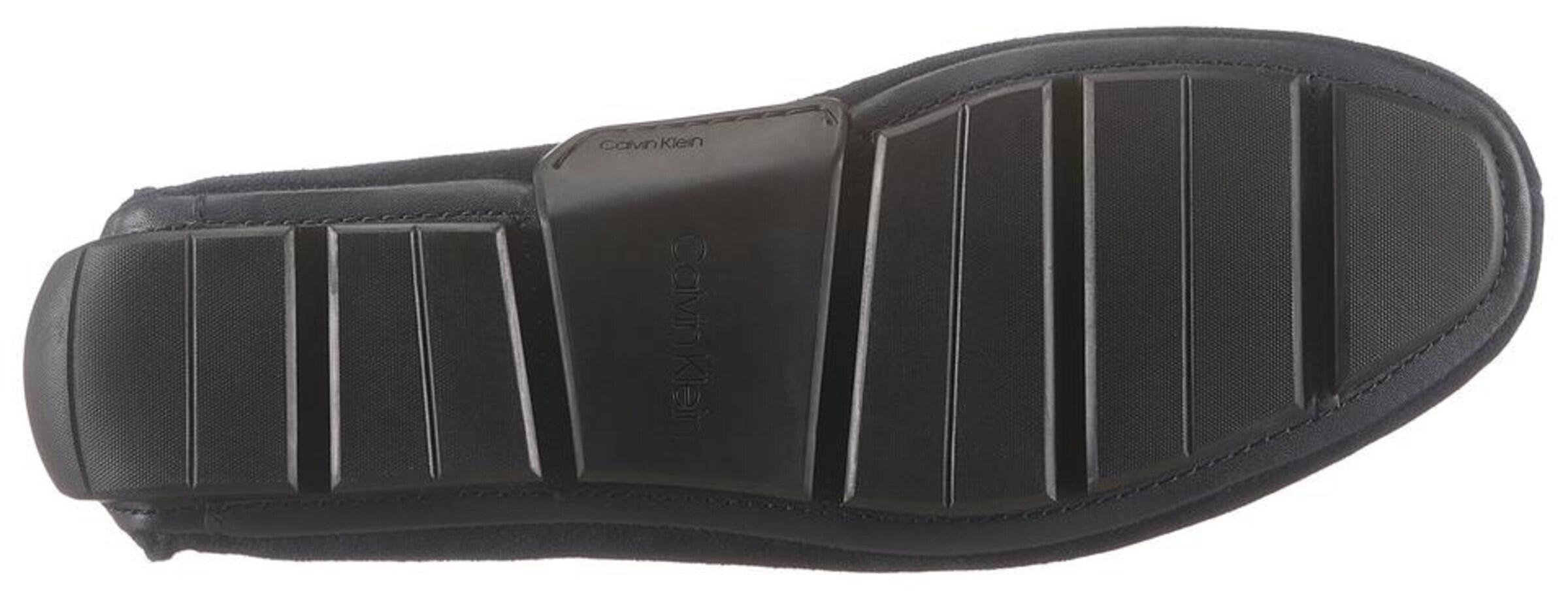 Jeans Calvin Klein Weiß Slipper In 'kashton' NavyHellblau Ow0k8nPX