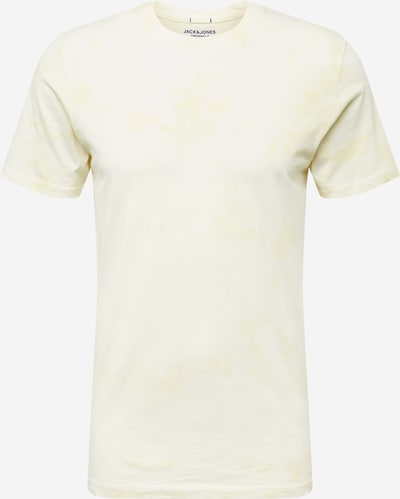 JACK & JONES T-Shirt in gelb, Produktansicht