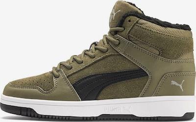 PUMA Sneaker ' Rebound Layup Fur SD ' in braun, Produktansicht