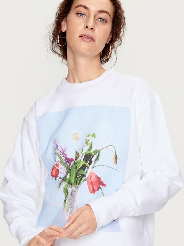 De 'minnie' CouleursBlanc Edited Sweat En Mélange shirt K1cF3TlJ