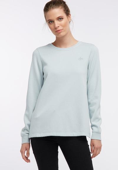 DREIMASTER Sweatshirt in de kleur Blauw: Vooraanzicht
