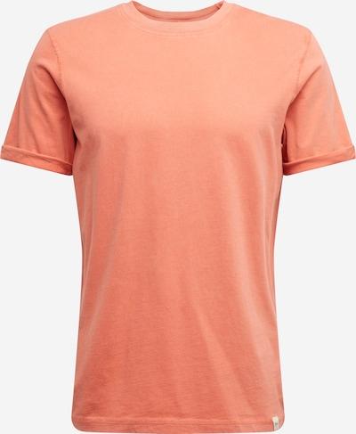 JACK & JONES Shirt 'JORLEVEL TEE SS CREW NECK' in koralle, Produktansicht