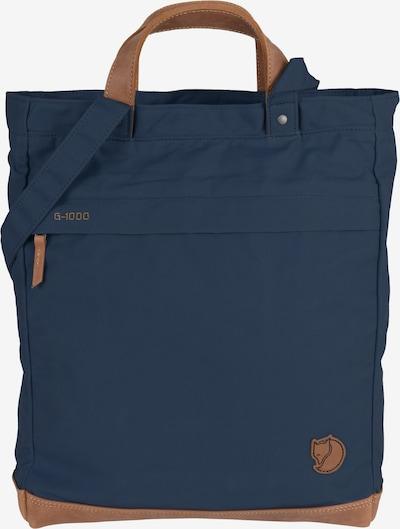 Fjällräven Sportrugzak 'Totepack No.2' in de kleur Navy / Bruin, Productweergave