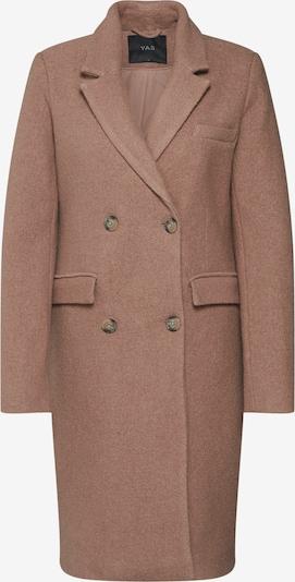 Y.A.S Mantel in beige, Produktansicht