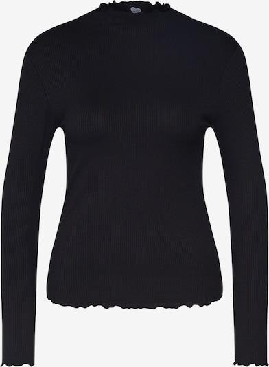 CATWALK JUNKIE Shirt 'LS KATE' in schwarz, Produktansicht