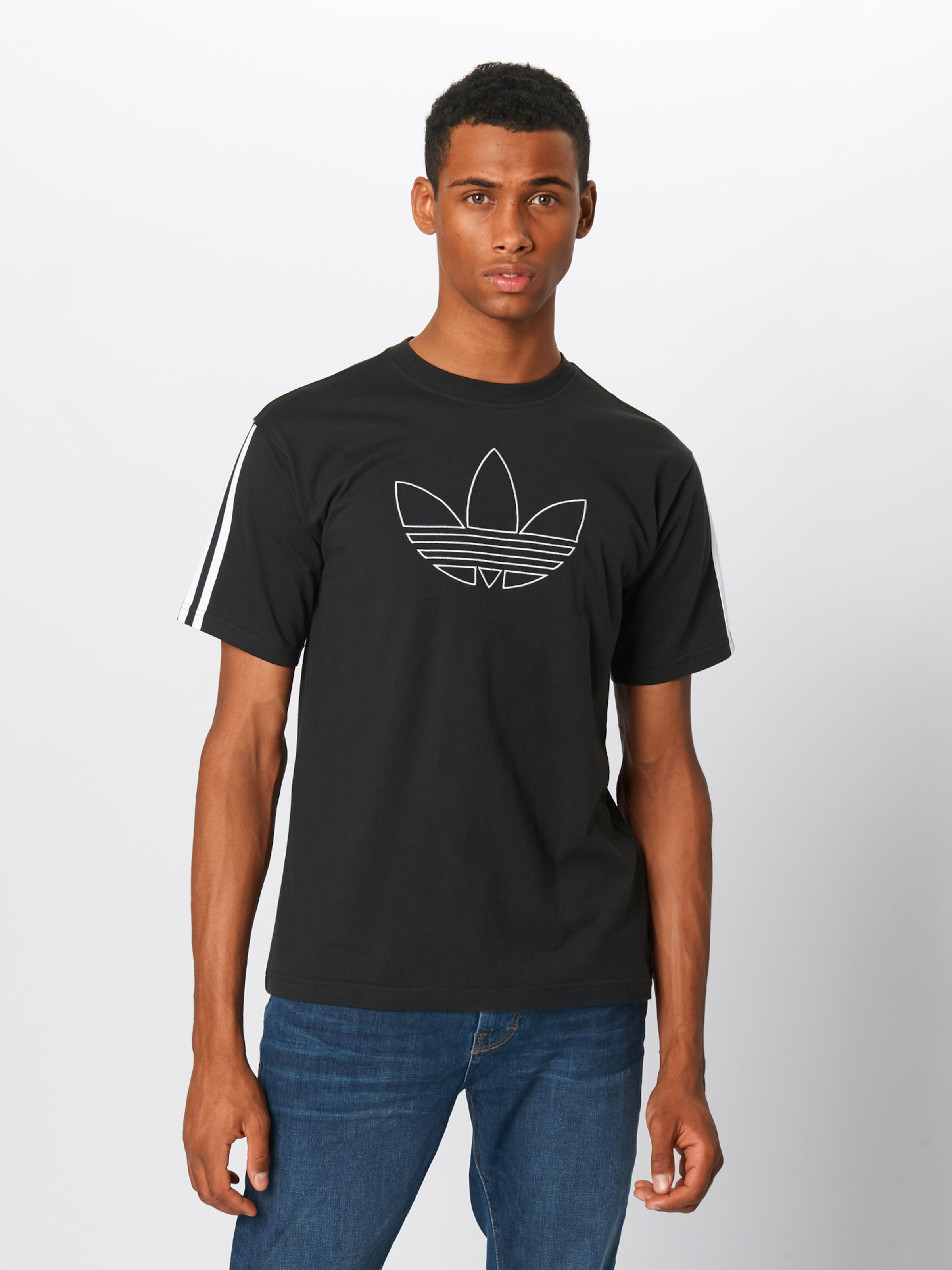 Schwarz In Shirt Adidas Originals Adidas Shirt Originals dBshQCtrx