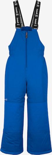 Kamik Schneehose 'Harper' in blau / schwarz, Produktansicht