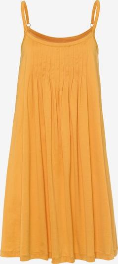 Hanro Spaghettidress in gelb, Produktansicht