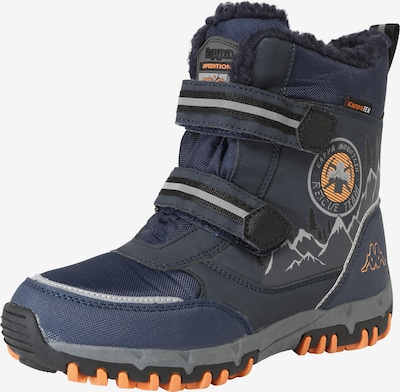 KAPPA Schuhe 'RESCUE TEX' in navy / orange, Produktansicht