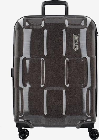 Epic Crate Reflex 4-Rollen Trolley 76 cm in schwarz, Produktansicht