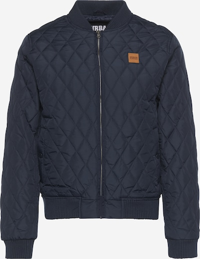 Urban Classics Jacket in navy, Produktansicht