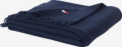 TOMMY HILFIGER Decken 'Woolsoft' in blau, Produktansicht