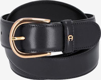 AIGNER Gürtel in schwarz, Produktansicht