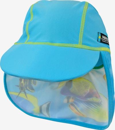 SWIMPY Baby Cap in türkis, Produktansicht