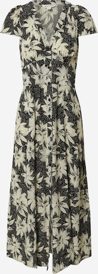 Whistles Kleid 'STARBURST' in schwarz / weiß, Produktansicht