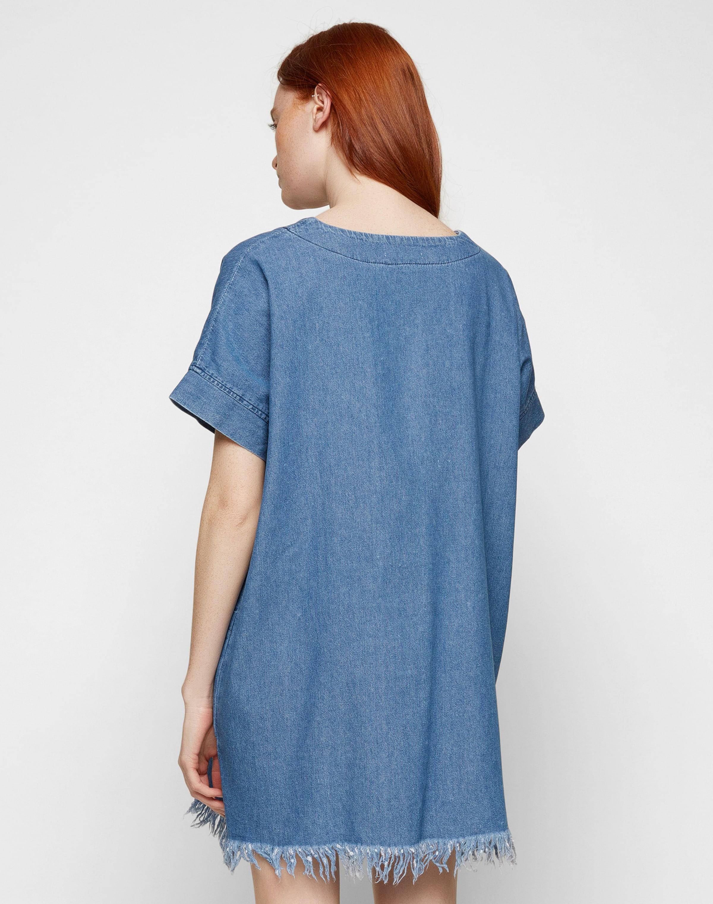 Versand Outlet-Store Online Spielraum Niedriger Preis GLAMOROUS Oversize Kleid 'CK3664' Billig Rabatt Spielraum Online-Shop 6Zfog