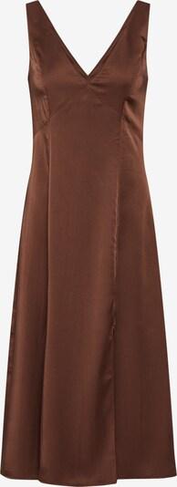 Suknelė 'Floris' iš EDITED , spalva - ruda: Vaizdas iš priekio