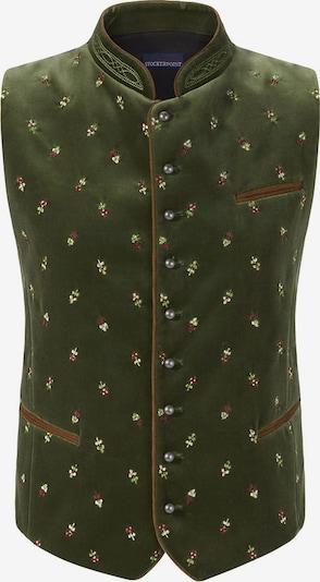 STOCKERPOINT Bavārijas stila veste 'Calzado' pieejami zaļš, Preces skats