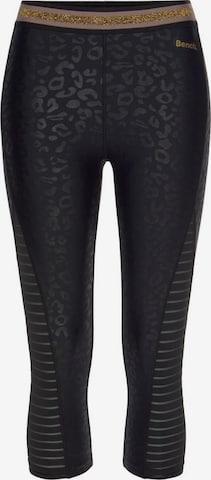 Pantaloni sport de la BENCH pe negru