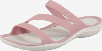 Crocs Swiftwater Pantoletten in rosa, Produktansicht