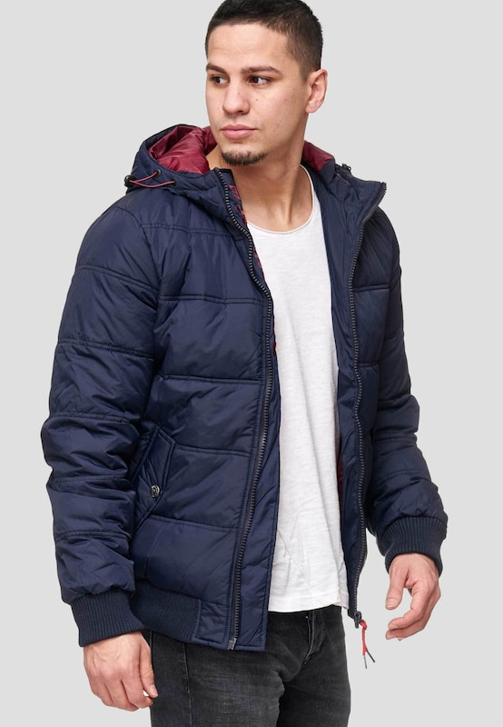Indicode Jeans Jacket Adrian Za