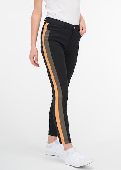 Miracle of Denim Jeans 'Sarah' in schwarz, Modelansicht