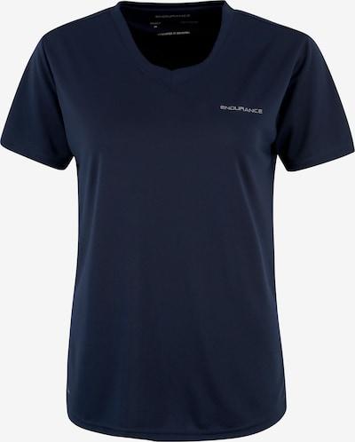 ENDURANCE Funktionsshirt 'Vista' in dunkelblau / grau, Produktansicht