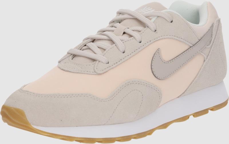 Nike Sportswear Turnschuhe 'Outburst Leder, Synthetik Großer Rabatt