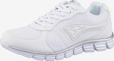 KangaROOS Sneaker 'K-1st Run x' in weiß, Produktansicht