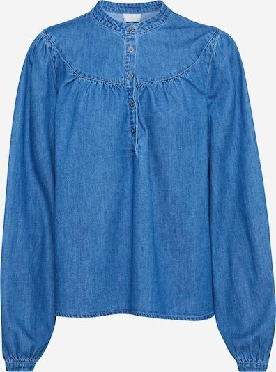 VILA Bluse 'VITYKA' in blau, Produktansicht