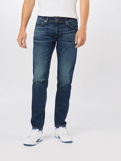 JACK & JONES Jeans 'Glenn ' in dunkelblau, Modelansicht