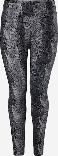 Urban Classics Curvy Leggings in de kleur Grijs, Productweergave