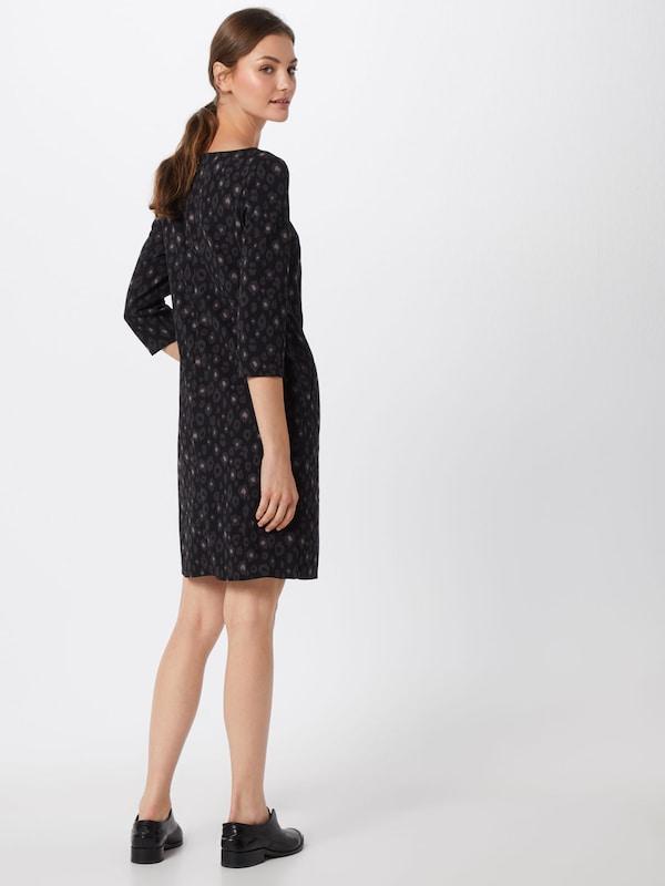 S.Oliver schwarz LABEL Kleid in grau   schwarz schwarz schwarz  Neue Kleidung in dieser Saison 4c6df2