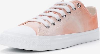 Ethletic Sneaker in pfirsich / weiß, Produktansicht