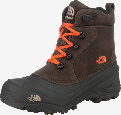 THE NORTH FACE Boots 'CHILKAT LACE II' en marron, Vue avec produit