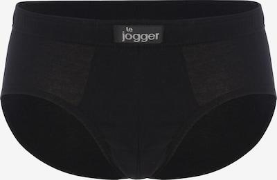 LE JOGGER Slip (4 Stck.) in schwarz, Produktansicht