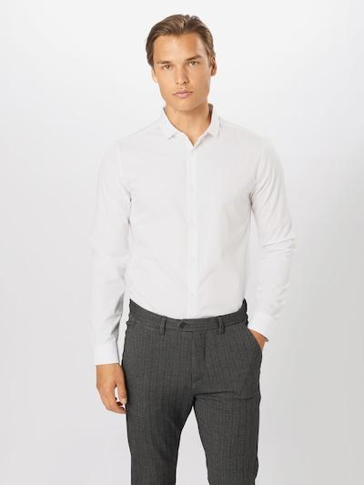 BURTON MENSWEAR LONDON Triiksärk valge, Modellivaade