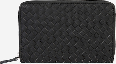 TAMARIS Portemonnaie  'Amber' in schwarz, Produktansicht