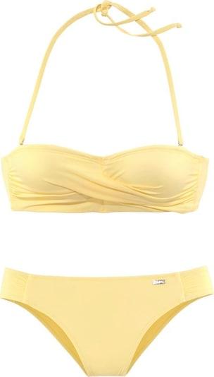 BUFFALO Bikini in hellgelb, Produktansicht
