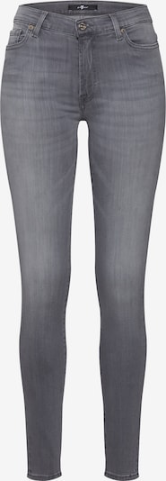7 for all mankind Jeans 'HW SKINNY SLIM ILLUSION LUXE BLISS' in de kleur Grijs, Productweergave