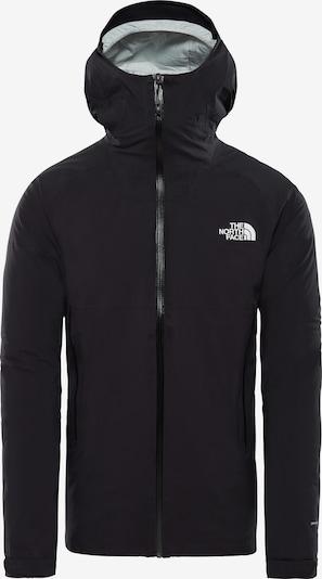 THE NORTH FACE Outdoorjacke 'Impendor' in schwarz / weiß, Produktansicht