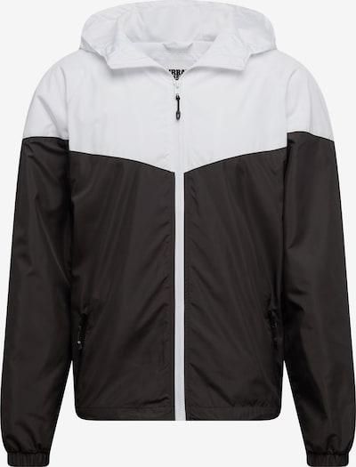 Urban Classics Prechodná bunda - čierna / biela, Produkt
