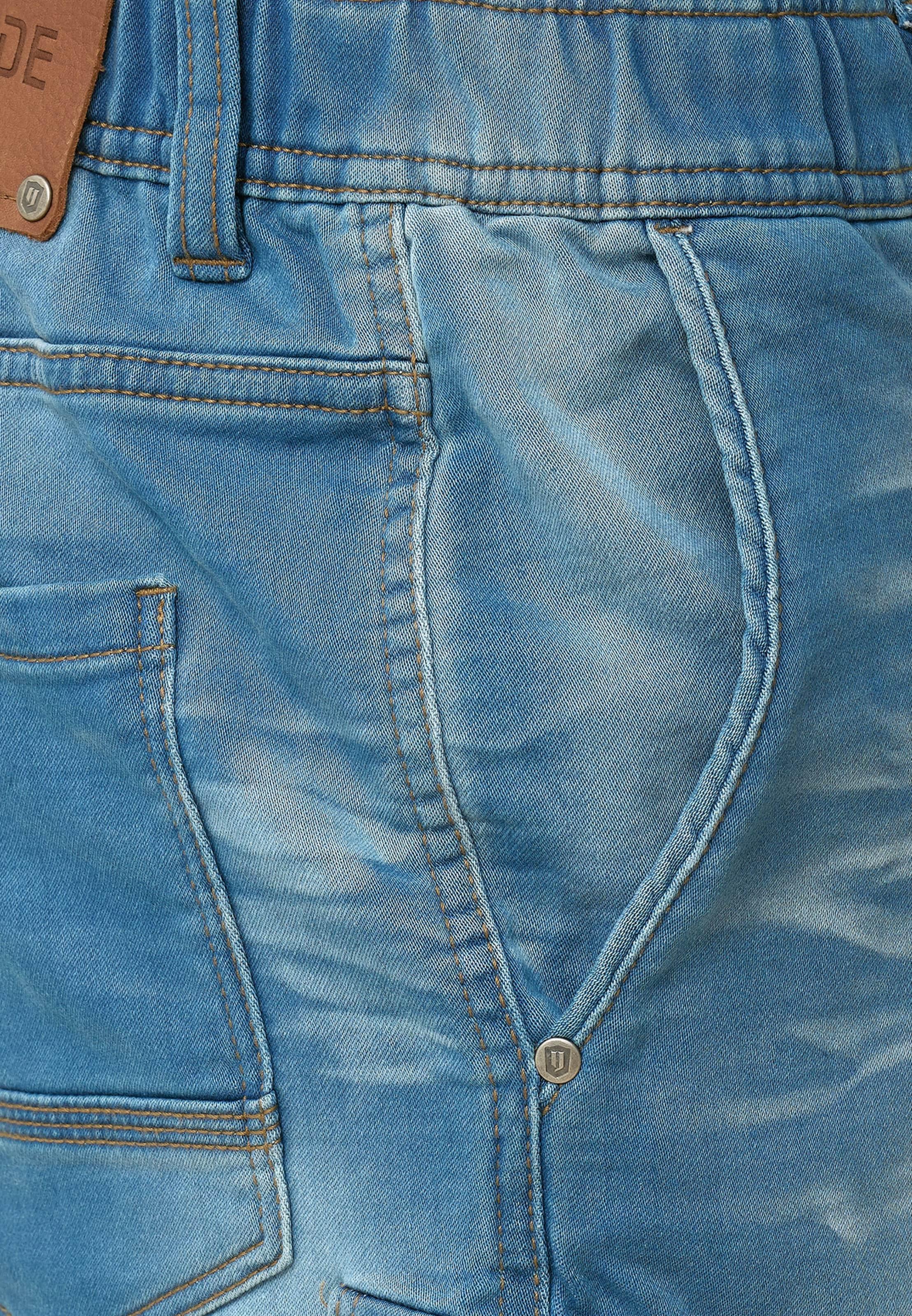 Indicode 'chandos' In Denim Blue Shorts Jeans y8PmNv0Own