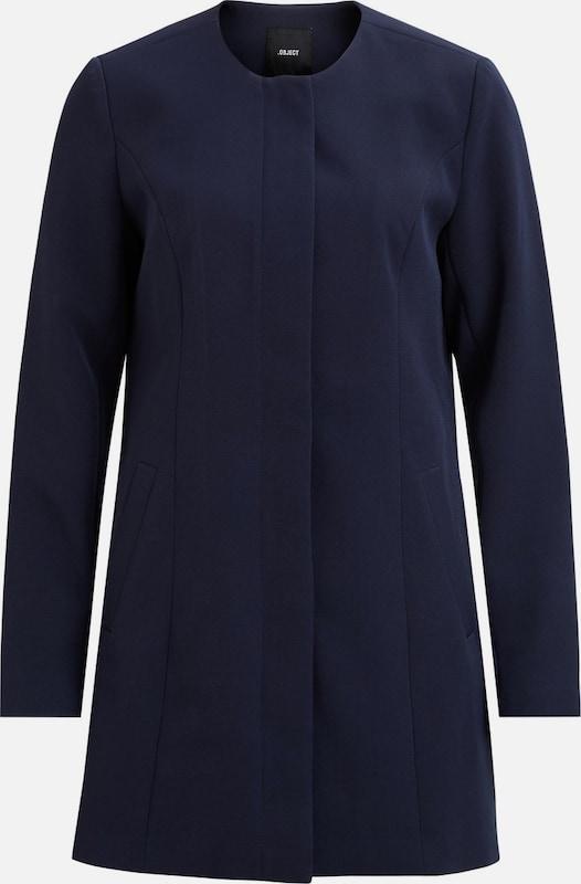 OBJECT Feminine Jacke in navy  Mode neue Kleidung