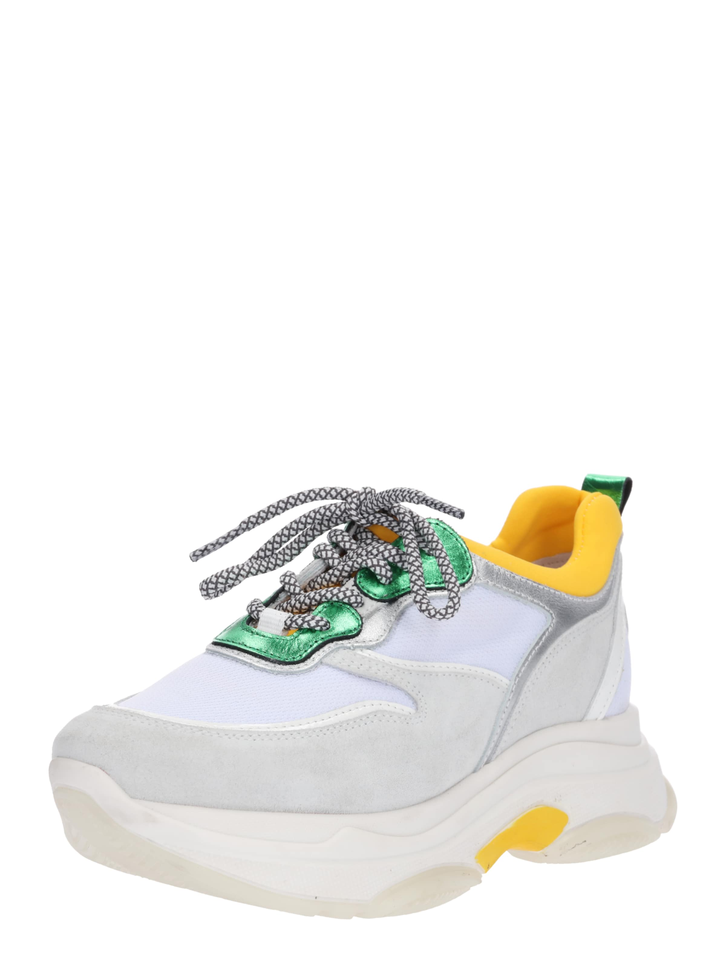 ABOUT YOU Sneaker  Maxima  mit Plateausohle