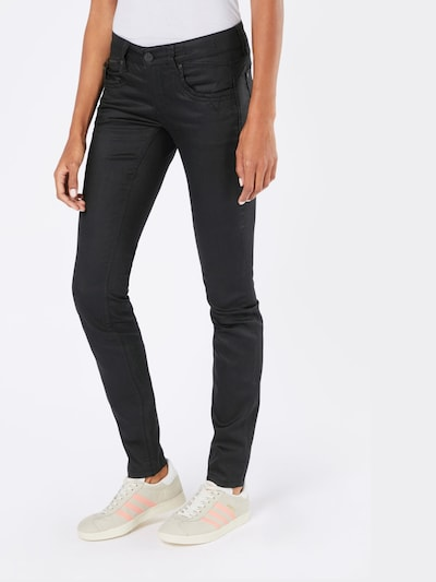 Gang Jeans 'NIKITA' in black denim, Modelansicht